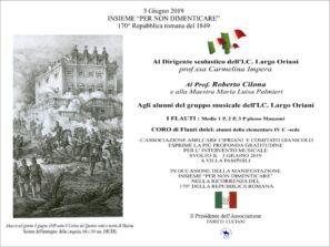 IC Largo Oriani e Manzoni