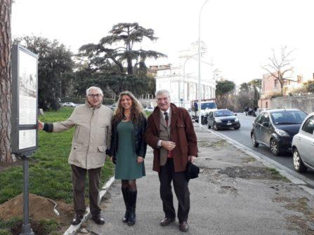 Il pannello a posto: da sinistra Roberto Cerulli, Mara Minasi, Enrico Luciani