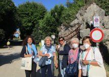 da sinistra: Noemi Cavicchia, Ines Pietracci, Mariapaola Pietracci Mirabelli, Ivana Colletta, Giovanna De Luca