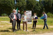 il saluto della dr.ssa Anna Barenghi, responsabile della Biblioteca Villa Corsini